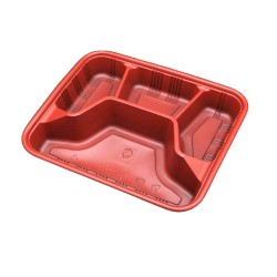 4 Compartment Bento Box
