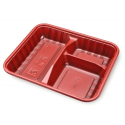 3 Compartment Bento Box